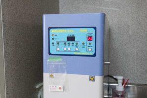 ガス滅菌器